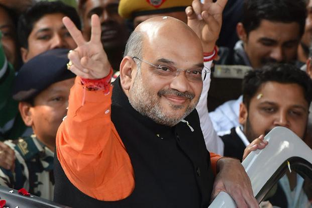 A closer look at the Gujarat results suggests the 2019 election may not be the foregone conclusion that BJP president Amit Shah claimed it to be on Monday. Photo: PTI