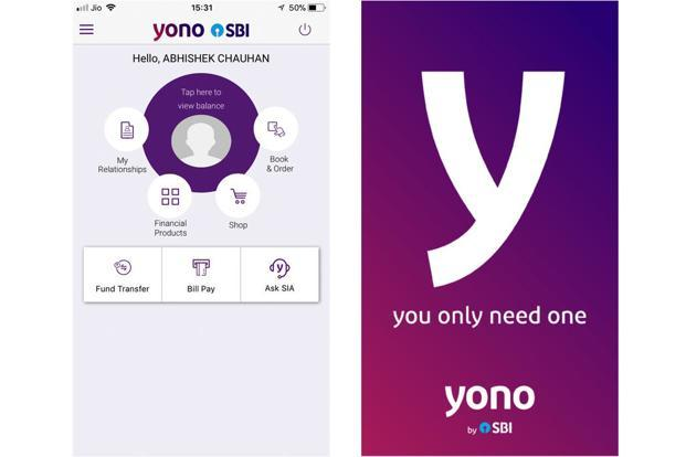 Yono by SBI is a multi-purpose banking app for users who want to open a new account or already have an account in State Bank of India.