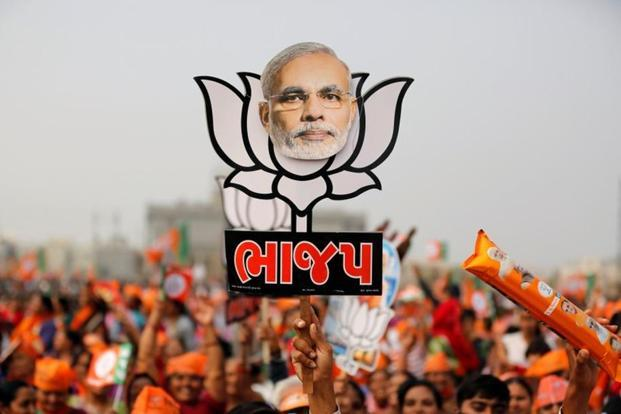 According to the BJP, PM Narendra Modi's popularity is intact and Amit Shah's strategy has worked in Gujarat and Himachal Pradesh. Photo: Reuters