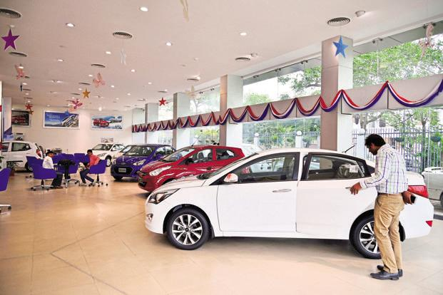The number of new car launches has fallen from 10 in 2013 to five each in 2016 and 2017, according to Morgan Stanley Research. Photo: Pradeep Gaur/Mint