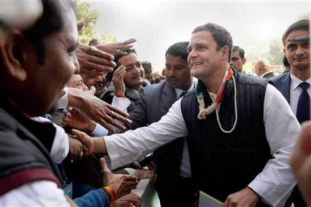 Gujarat Elections 2017 is also being seen as a revival for Congress president Rahul Gandhi, who was recently elevated to the post. Photo: PTI