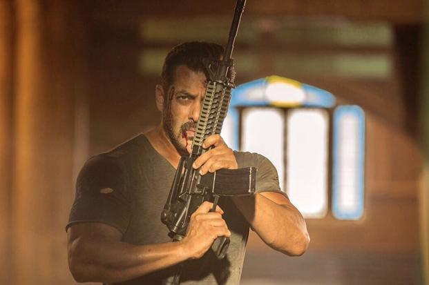 Salman Khan's Tiger Zinda Hai gets a bumper advance booking