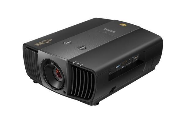 BenQ X12000 uses Philips ColorSpark HLD LED technology and supports the DCI-P3 colour gamut that is used in cinemas.