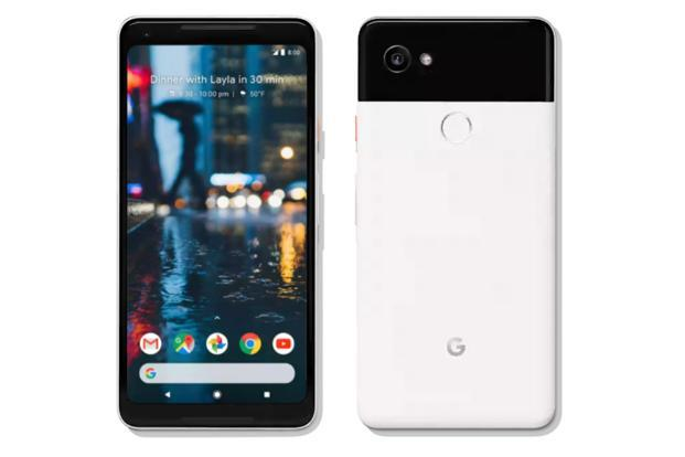 Google Pixel 2 XL stands out even in the premium segment with its refreshing looks and black-and-white colour combination.