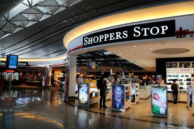 Shoppers Stop stock closed 5.92% up at Rs571.25 on BSE. Photo: Priyanka Parashar/Mint