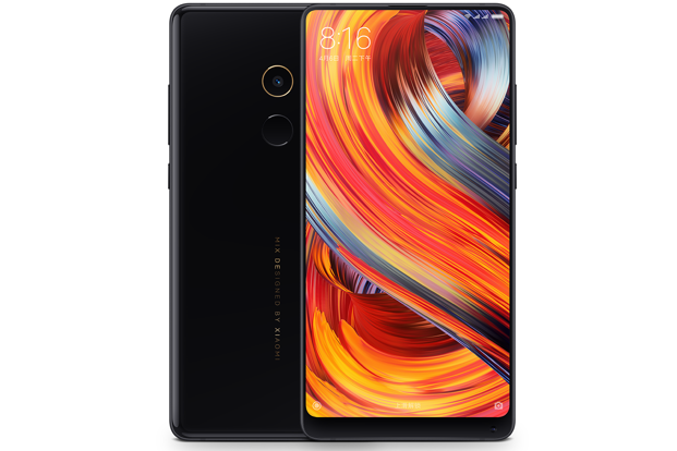 The Mi Mix 2 takes the new minimal bezel concept to a whole new level. There are no bezels on three sides of the screen giving the smartphone a futuristic look.