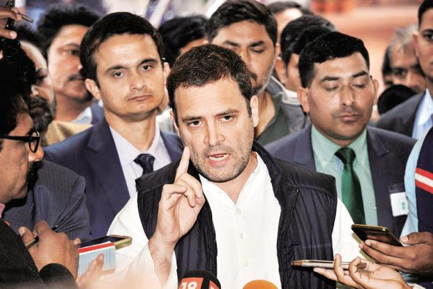Ignore Rahul, build the party, Modi tells BJP