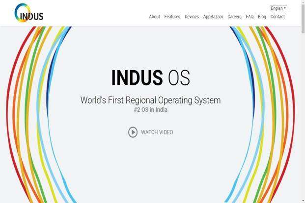 Indus OS raises $4 mn from Omidyar Network and other investors