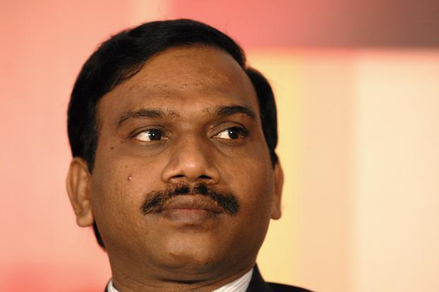 DMK politicians A. Raja and Kanimozhi, named among the accused, were forced into temporary political oblivion due to the 2G spectrum scam. Photo: Abhijit Bhatlekar/Mint