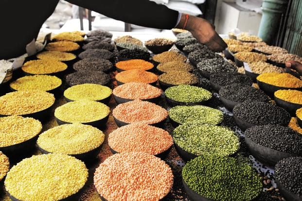The centre's decision follows a hike in import duties on pulses like yellow peas announced in November, besides freeing up exports of all varieties of pulses. Photo: Pradeep Gaur/Mint