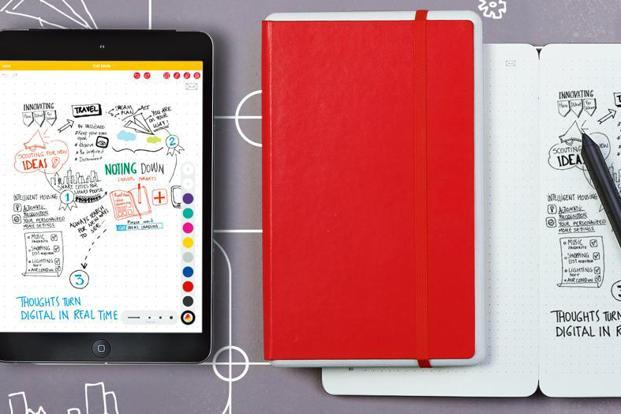 Moleskine Smart Writing Set by William Penn.