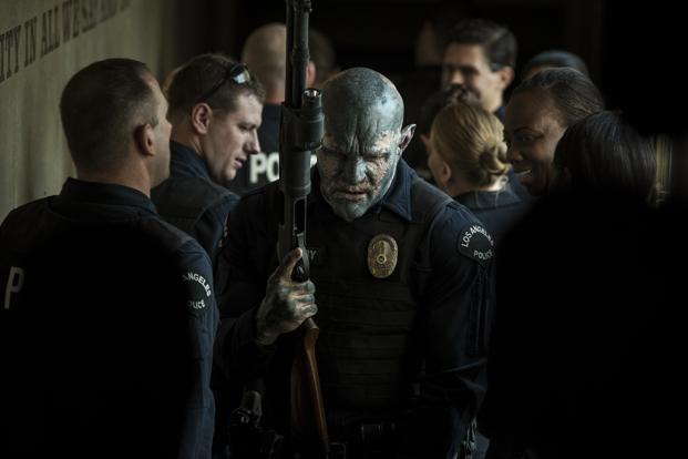 Will Smith breaks down the explosive action in Netflix's Bright featurette
