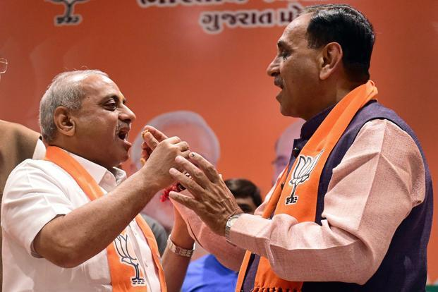 Gujarat's new BJP government to take oath on December 26