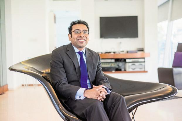 Saurabh Mukherjea, chief executive of Ambit Capital. Photo: Aniruddha Chowdhury/Mint