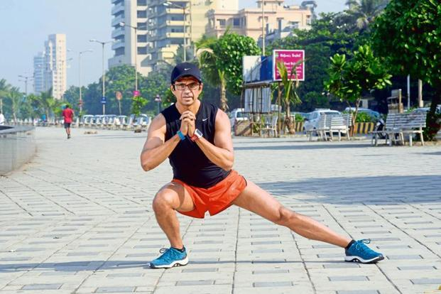 Samir Bhatia explains how running has made him more disciplined, and also got colleagues and friends interested in the activity. Photo: Abhijit Bhatlekar/Mint