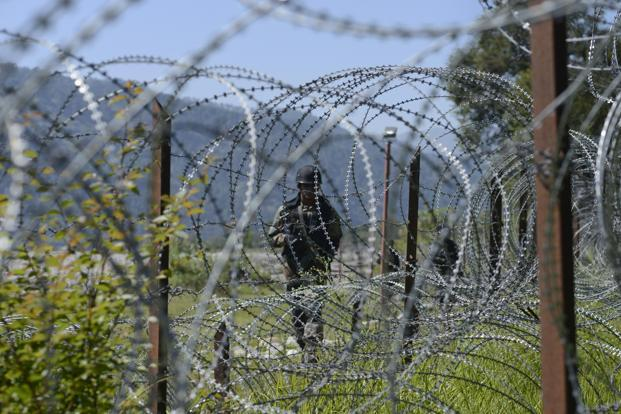 4 soldiers killed in firing at LoC