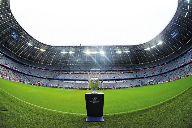 In the last five editions of the UEFA Champions League, England has not provided a single finalist and has provided just two of the 20 semi-finalists. Photo: Getty Images