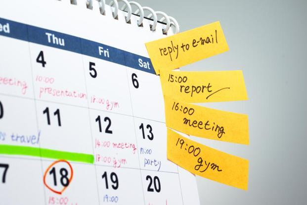 List-making can make life easier. Photo: iStockPhoto