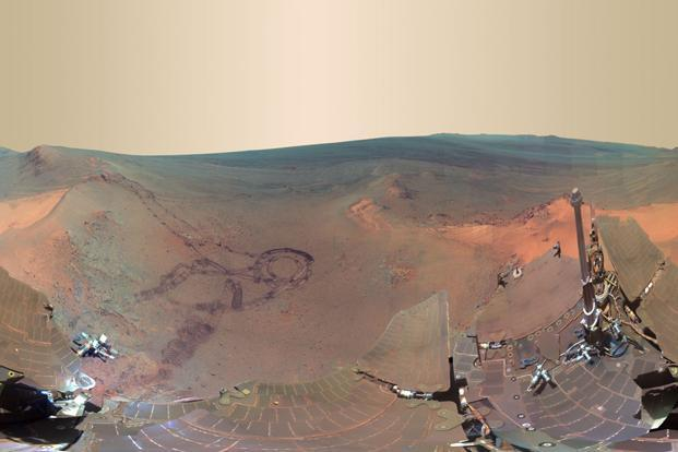 surface of mars today - photo #45