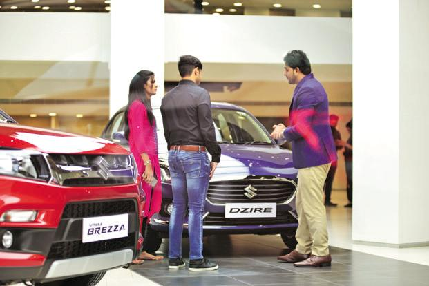 Maruti Suzuki, which had in 2015 set itself a sales target of 2 million units by 2020, will achieve that target one year ahead of schedule. Photo: Ramesh Pathania/Mint