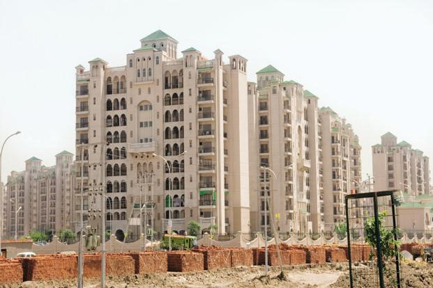 Low-income homes are not fetching enough margins and luxury homes not finding enough takers. Photo: Ramesh Pathania/Mint