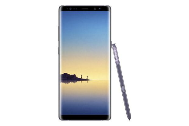 The Samsung Galaxy Note 8 pretty much hits the perfect notes.