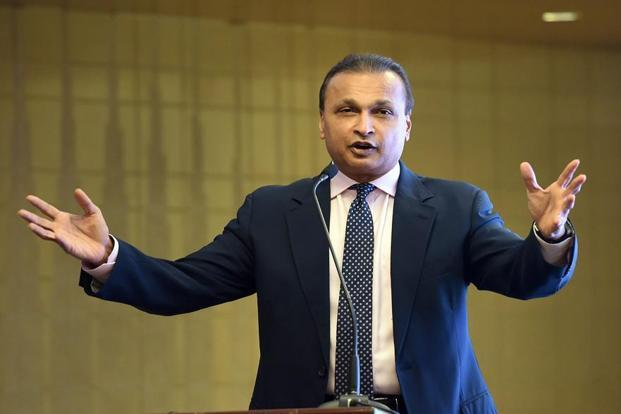 RCom chairman Anil Ambani on Tuesday announced yet another revival plan for his telecom business. Photo: PTI