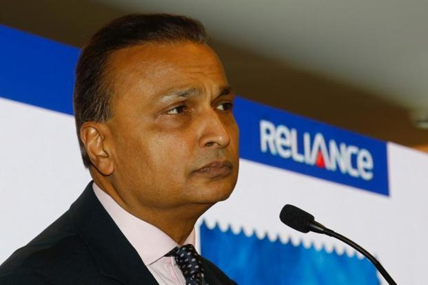 Reliance Communications (RCom) had total debt of Rs45,000 crore as of October end and aims to reduce that to Rs6,000 crore, chairman Anil Ambani said at a briefing on Tuesday. Photo: Reuters