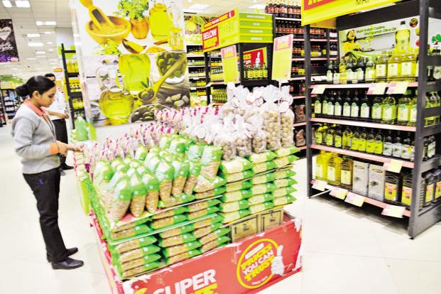 GST implementation required massive destocking of inventory in various sectors including packaged consumer goods and durables in the run-up to the roll out. Photo: Priyanka Parashar/Mint
