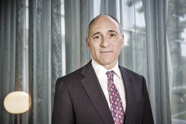 Former Novartis AG CEO Joe Jimenez. Photo: Bloomberg