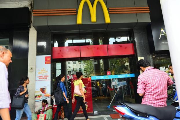 McDonald's Outlets Shut Shop in North, East India