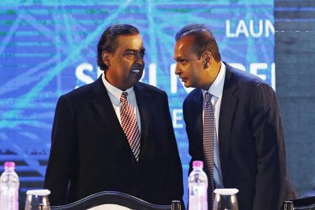 RCom expects transactions with Reliance Jio to close in a phased manner between January and March 2018. Photo: Reuters