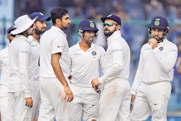 India's previous South Africa tours have seen them lagging behind the hosts.  Photo: AFP