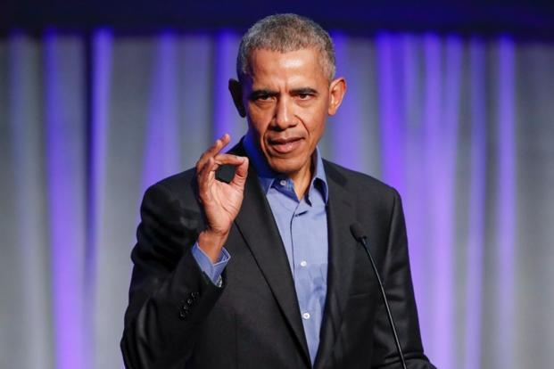 Barack Obama named most admired man in Gallup poll