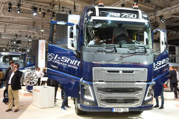 China's Geely Holding Agrees To Buy Stake In Swedish Truck Maker Volvo