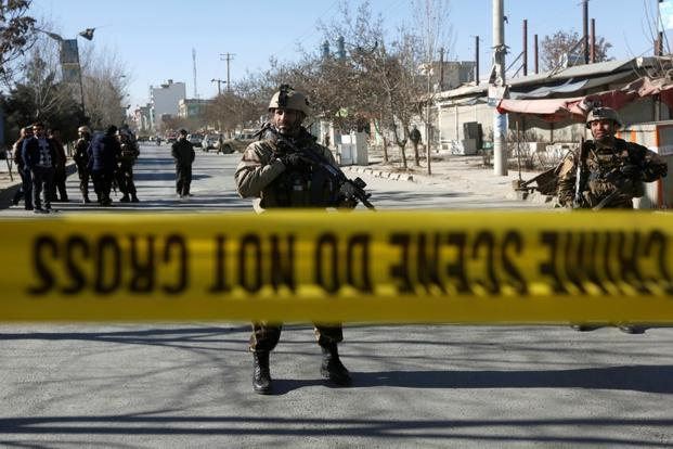ISIS Claims Blasts in Kabul which Killed Dozens