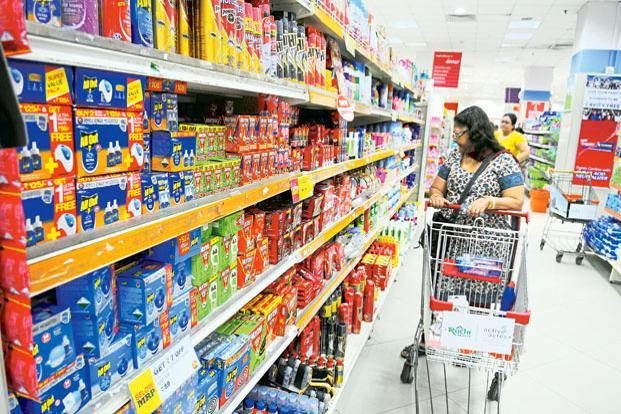 GST has mostly affected small retailers and wholesalers–driving them out of business–while it has prompted everyone to work with smaller inventories. Photo: Indranil Bhoumik/Mint