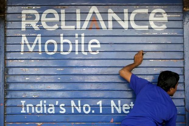 Reliance Communications shares gained over 30% to hit an intraday high of Rs41.77 a share, a level last seen on 11 November. Photo: Reuters