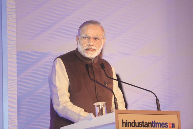 Eye on 2019 general election narendra modi woos new - Prime minister of india office address ...