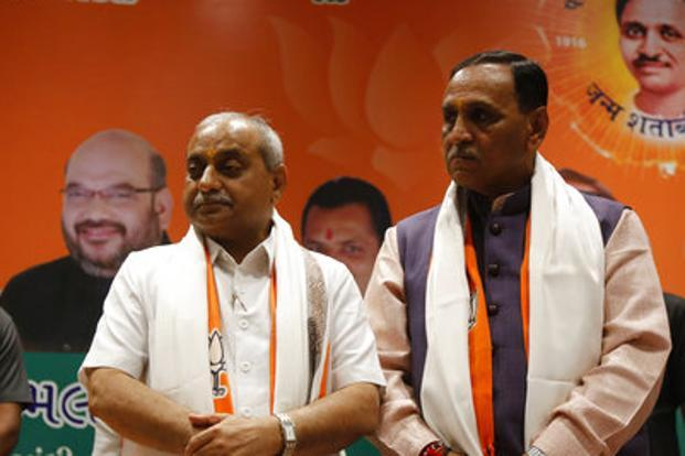 Upset With Portfolio Allocation, Nitin Patel Revolts Against Gujarat Cabinet
