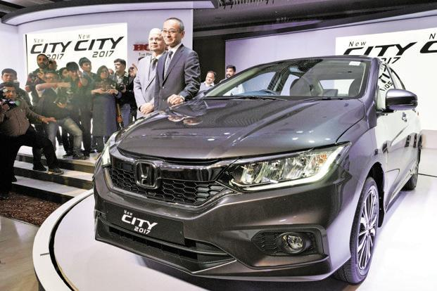 Hondas Flagship Model City Has Emerged As The Top Selling Mid Size Sedan With