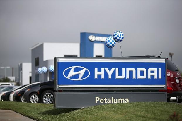 Hyundai-Kia probably maintained its position as the world's fifth-biggest auto group, but it's struggling in the US. Photo: AFP