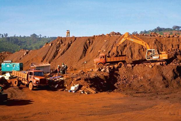 Odisha accounted for more than half of India's total 192 million tonnes of iron ore produced in the fiscal year to March 2017. Photo: Bloomberg