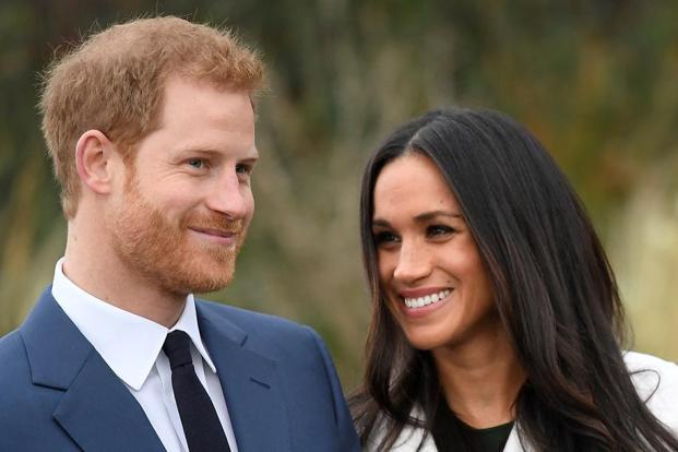Since their engagement was announced in November, Harry and Meghan merchandise has adorned the displays of Windsor's tourist shops and mayor John Lenton said the town had been caught up in the excitement. Photo: Reuters