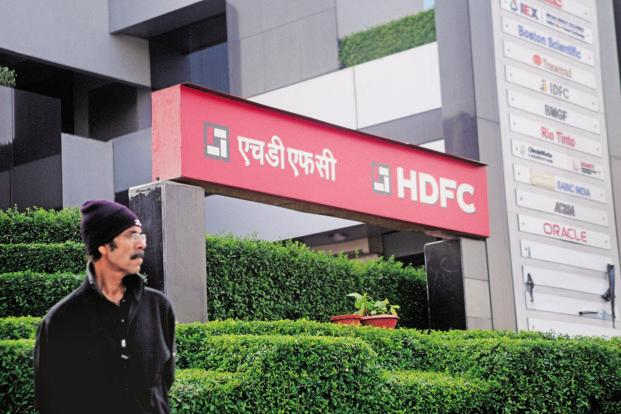 HDFC had made Rs5,250 crore profit from the HDFC Standard Life in November. Photo: Pradeep Gaur/Mint