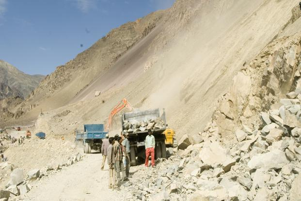 govt approves construction of zoji la tunnel to connect leh and