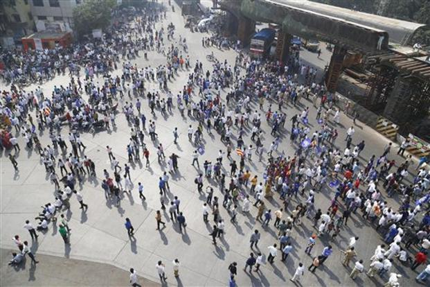 Maharashtra bandh: 12 flights cancelled, 235 delayed at Mumbai airport