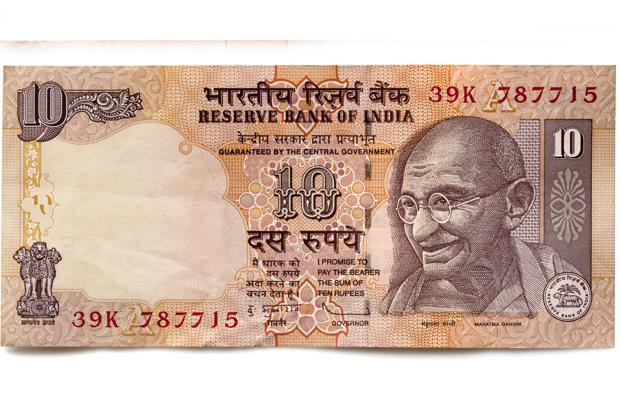 Chocolate brown Rs. 10 note coming