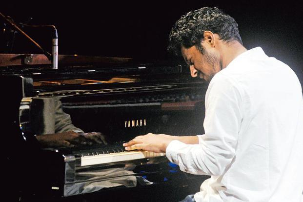 Pianist Anurag Naidu, part of the Blue Note Quartet, will perform at the NCPA.