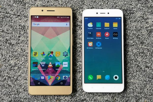 10.or D has a full metal body, like the Redmi 5A.